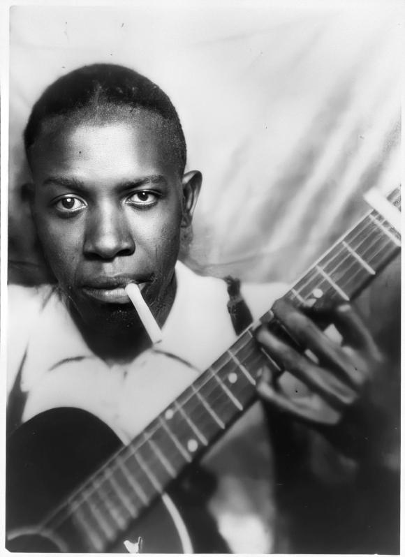 The King of Delta Blues, Robert LeRoy Johnson 1911-1938