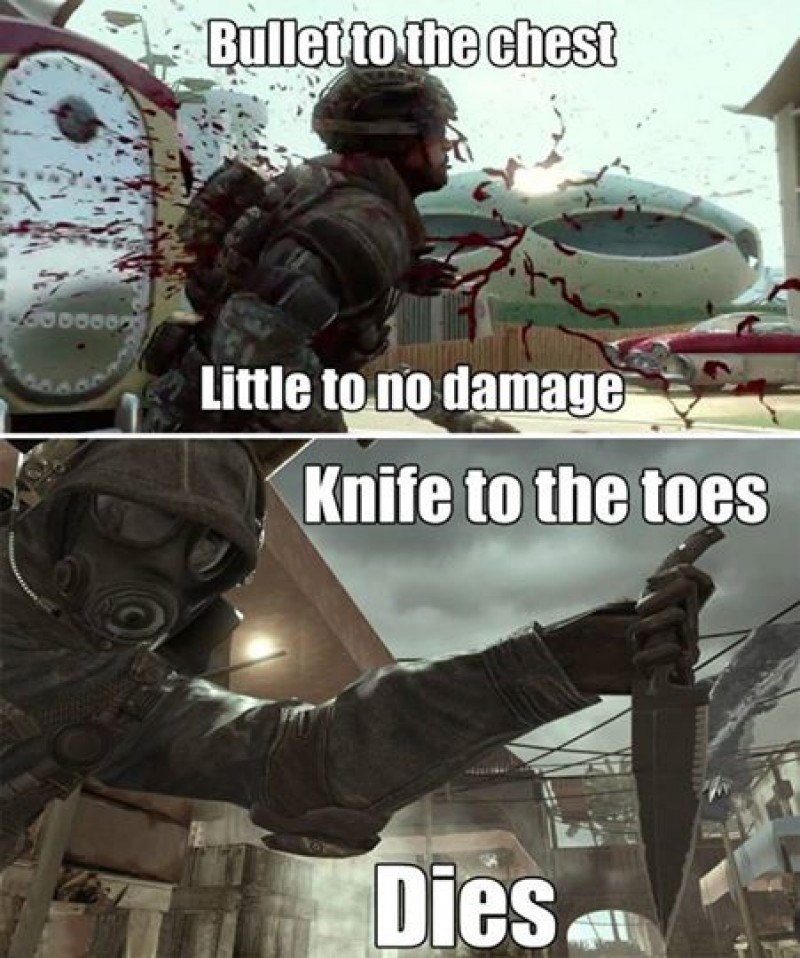 27 Great Gaming Memes And Pics That Are A Feast For The Eyes Ftw