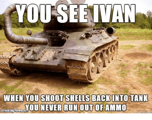 22 Tank Memes That Are Unstoppable Gallery