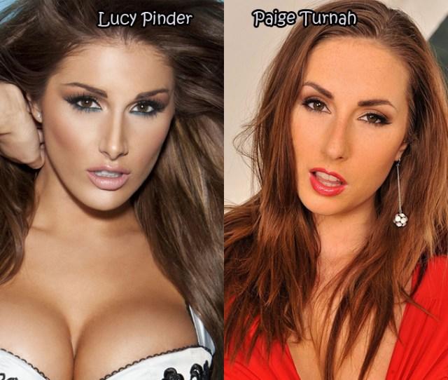 Celebrities With Pornstar Doppelgangers