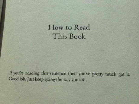reading is easy