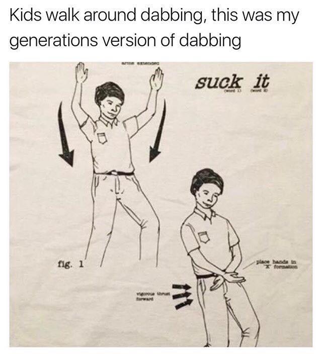 suck it