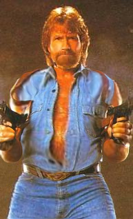 Fat Chuck Norris Picture EBaums World
