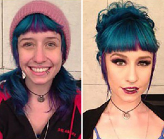 Next Gallery Proxy Paige Before And After Makeup