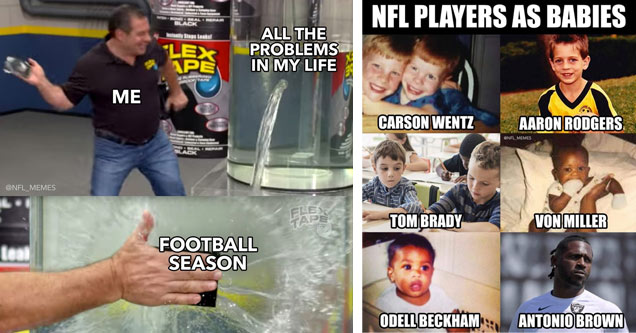 35 Funny Nfl Memes To Kick Off The 2019 Season Funny Gallery