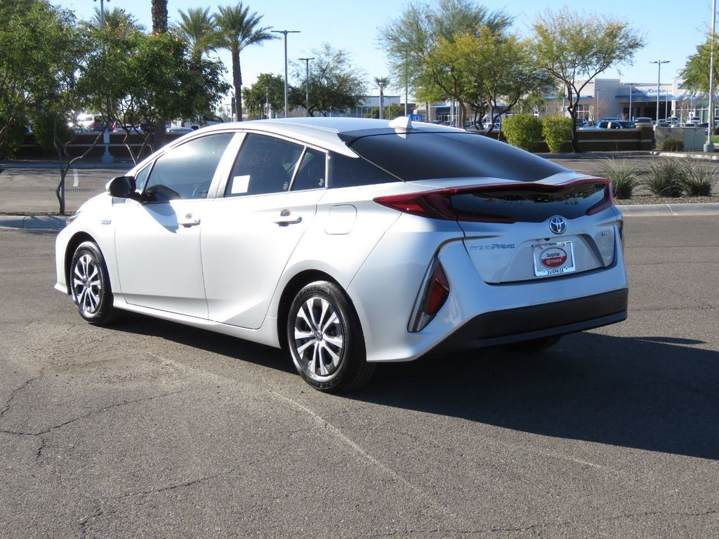 new 2021 toyota prius prime xle for sale surprise az