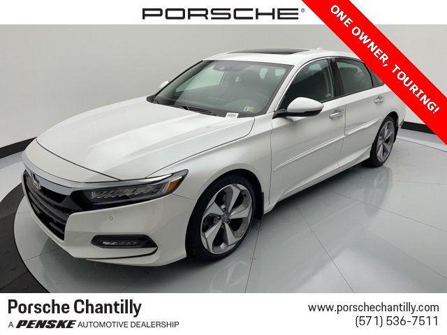 used 2018 honda accord sedan touring 2 0t automatic for sale chantilly va