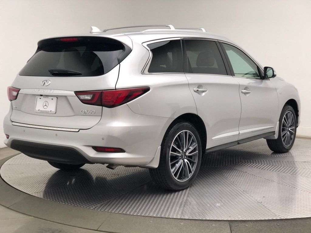 used 2020 infiniti qx60 luxe awd for sale chantilly va penskecars com