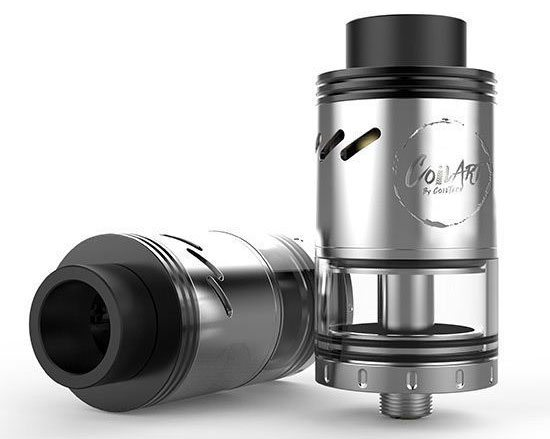 Coilart Azeroth RDTA review