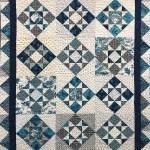 Royal Blue Quilt Kit