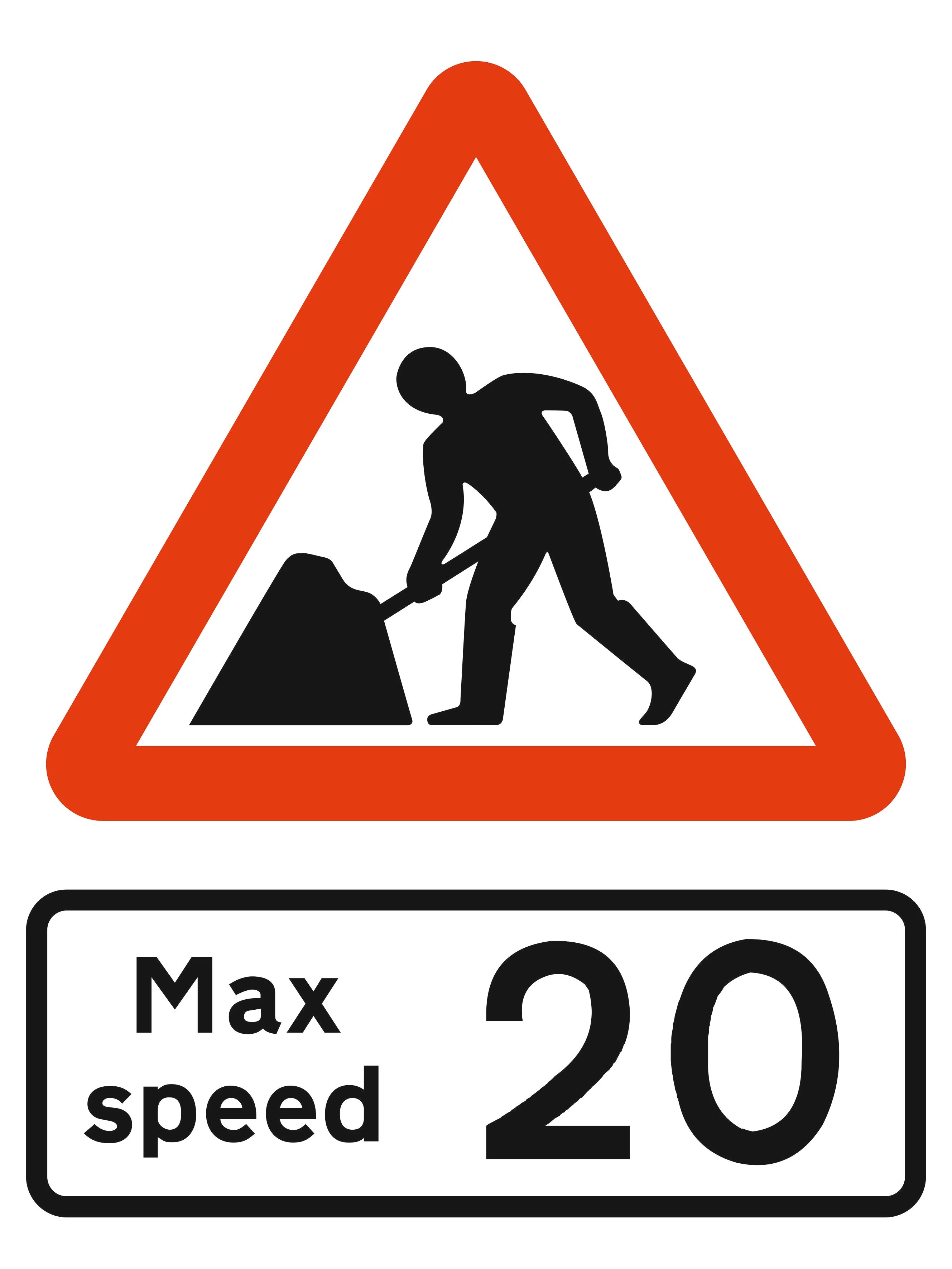 Safety Amp Traffic Management Signs