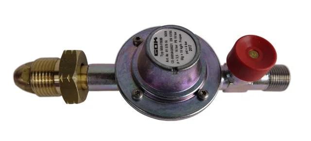 4bar Fixed High Pressure Propane LPG Gas Regulator