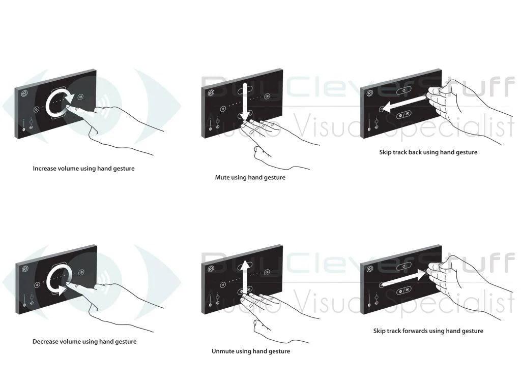 Systemline E50 Amp 6 5 Qi65c Ceiling Speakers
