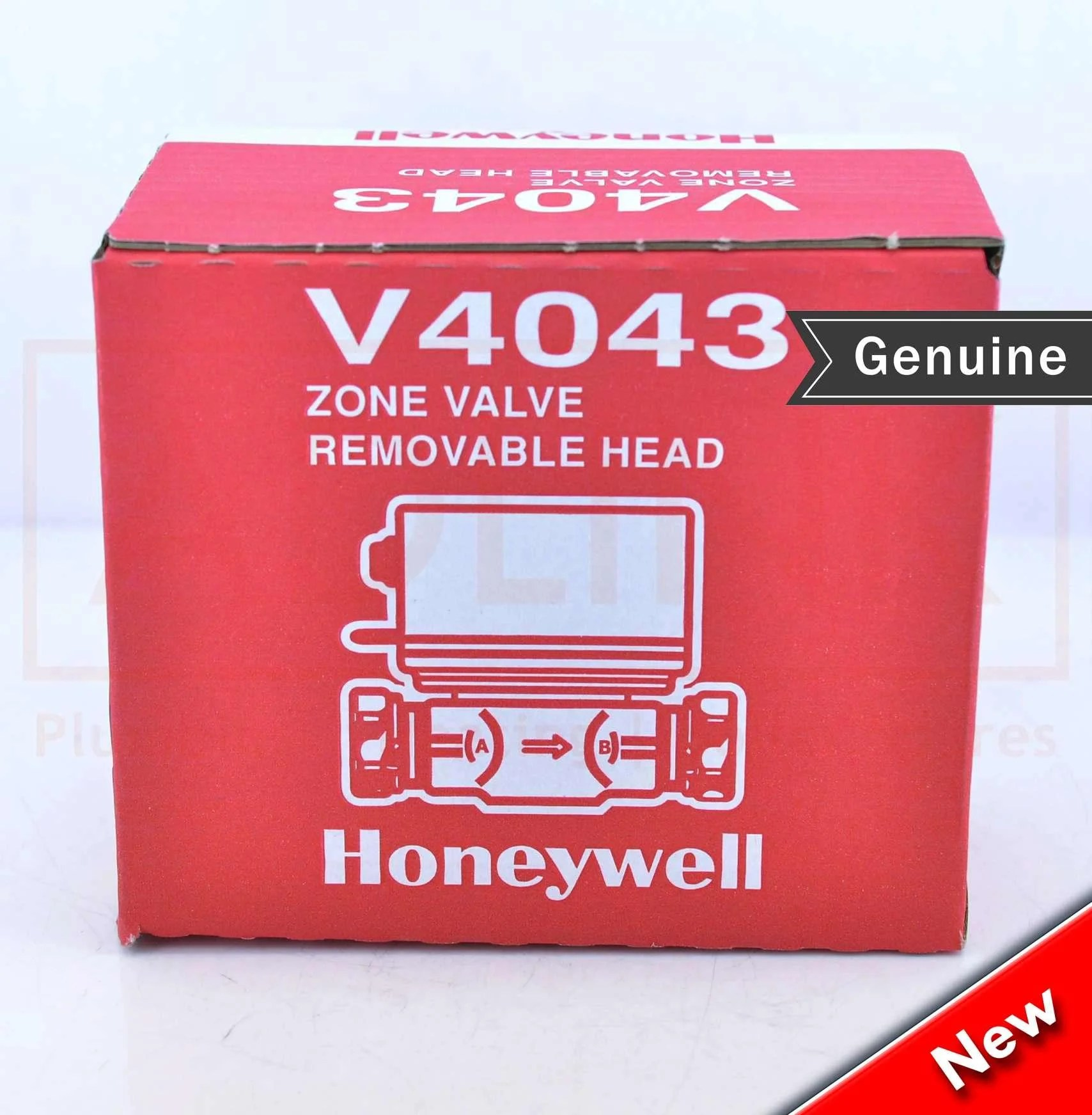 Honeywell 2 Port Zone Valve 22mm 5 Wire V H