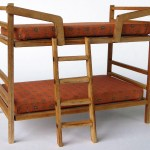 1 48th Scale 70s Retro Bunk Beds Kit