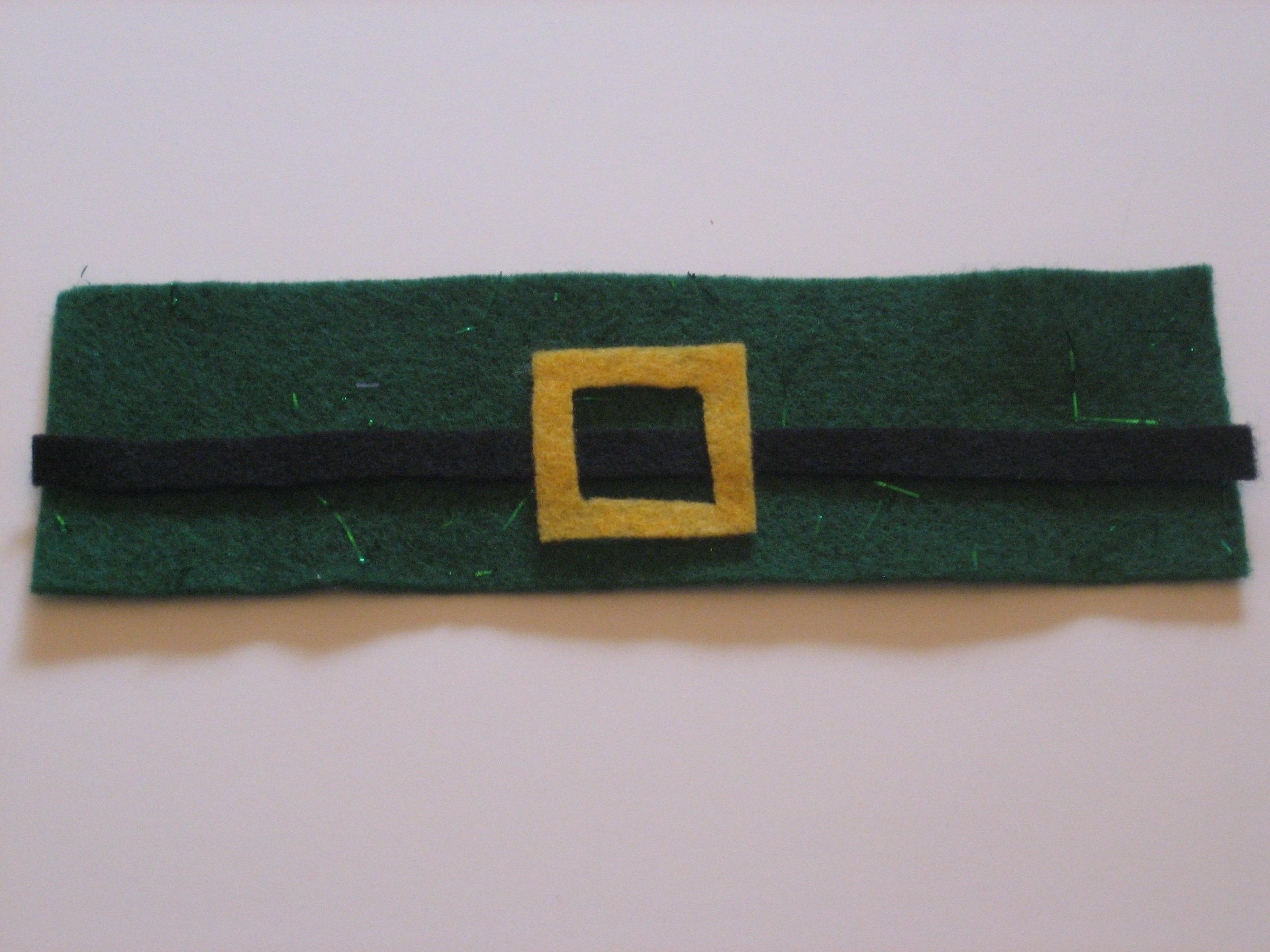 Leprechaun Hat Pin Cushion