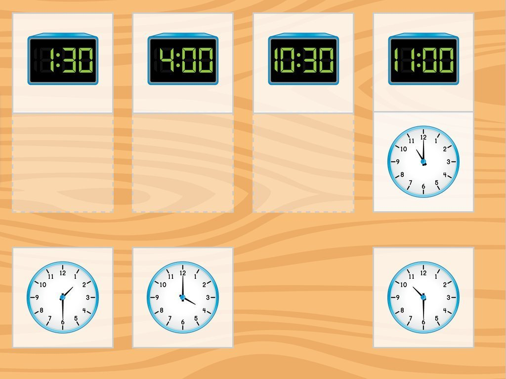 Digital Clock Worksheet Subtraction For Preschoolers