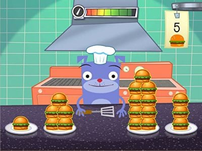 Free Online Math Games   Education com Math  Counting in the Kitchen  Game