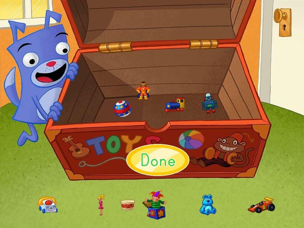 Categorization How Many Toys