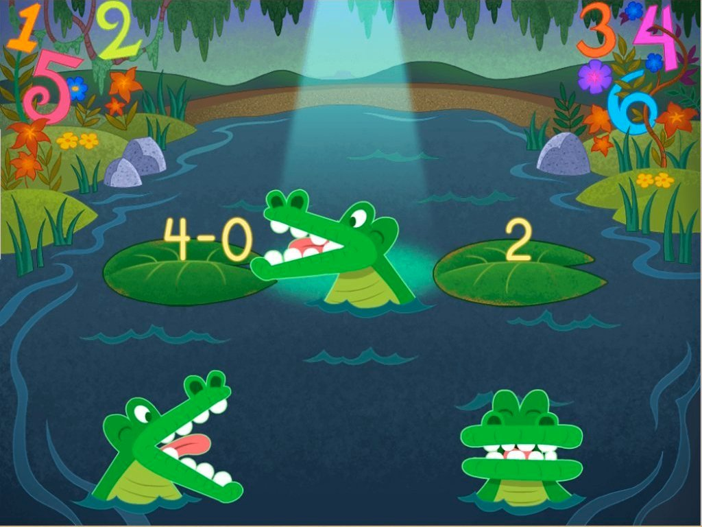 Subtraction Swamp Game