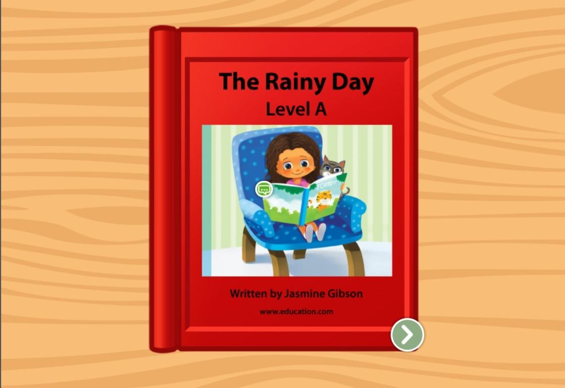 A Rainy Day Experiment