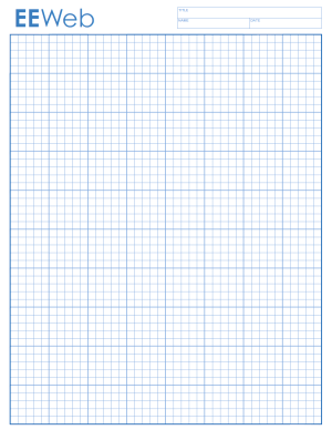 Engineering Graph Paper | Electronics and Electrical