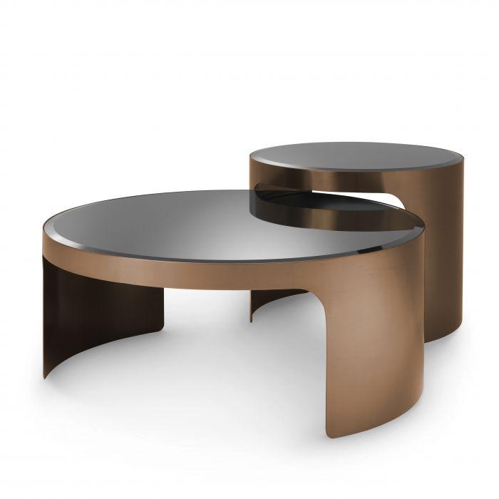 coffee table piemonte set of 2