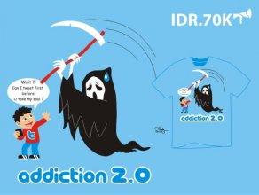 Addiction 2.0 - My last Tweet!
