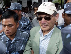 Charles Sobhraj Conviction