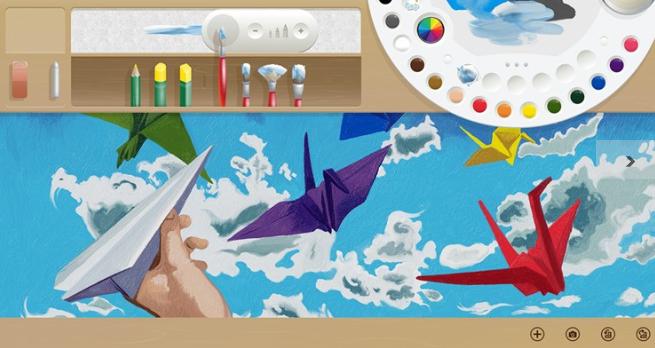 Fresh Paint Window 8 App