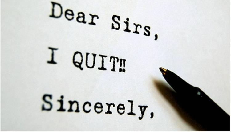 I quit my job, Incompetent Habit symptom, img by maurilioamorim.com