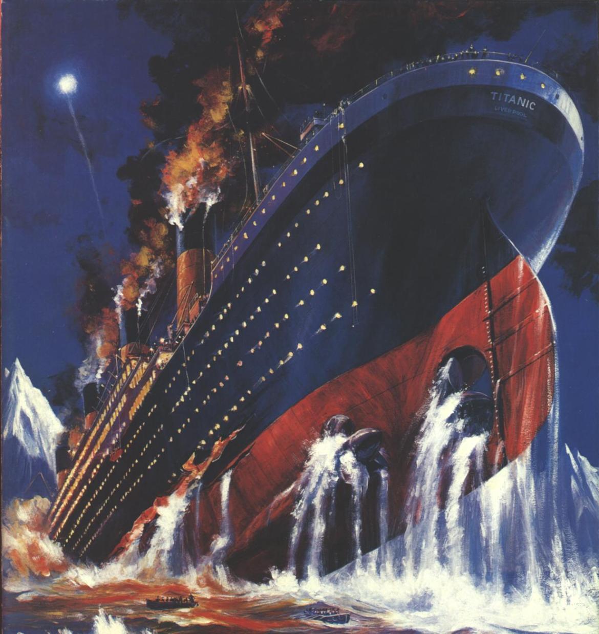titanic-ship-SOS-message