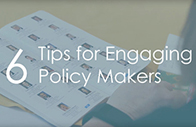 ELCA Advocacy — Tips for your engagement