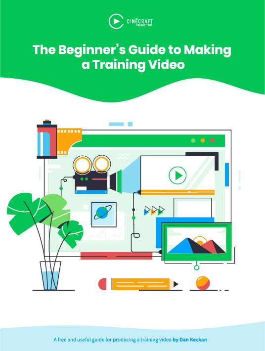 eBook Release: The Beginner's Guide To Making A Training Video