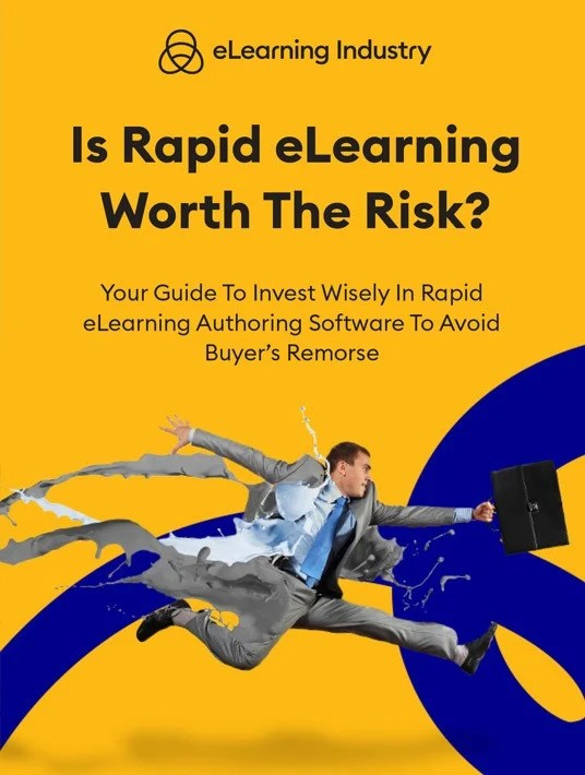 eBook Release: Is Rapid eLearning Worth The Risk?: Your Guide To Invest Wisely In Rapid eLearning Authoring Software To Avoid Buyer's Remorse