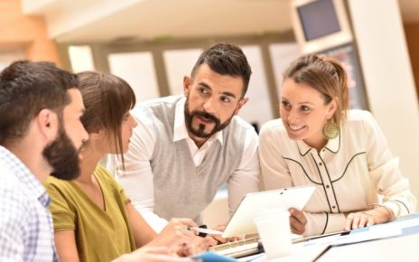 Blending Both L&D Worlds: 7 Ways To Incorporate Instructor-Led Training Activities Into Your Online Training Strategy