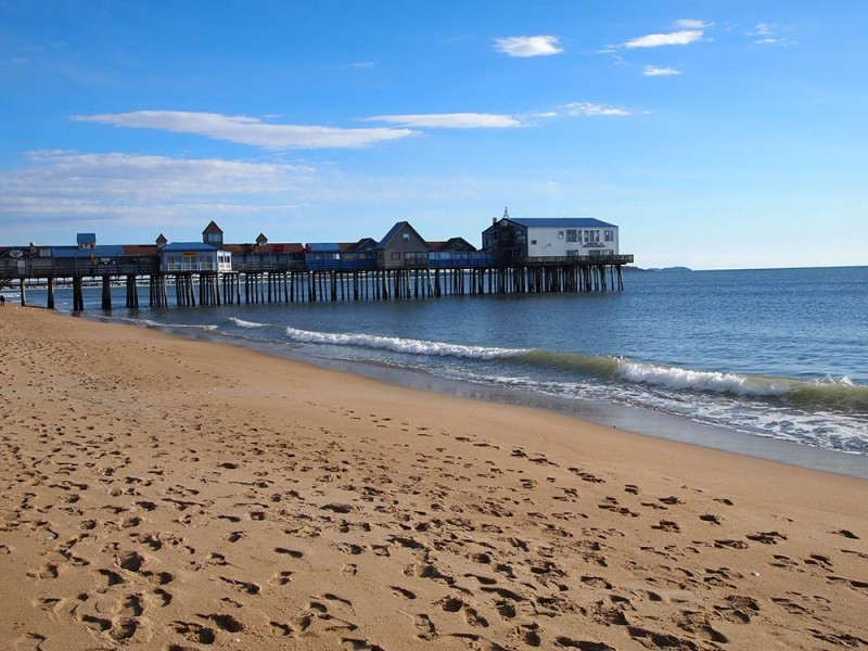Old Orchard Beach Visit Maine