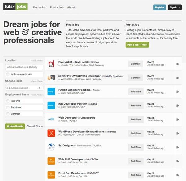 Tuts+ Jobs