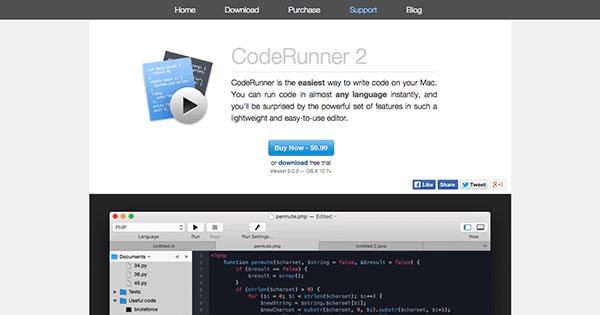 CodeRunner
