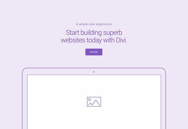 DIVI Layout Enterprise Businesses