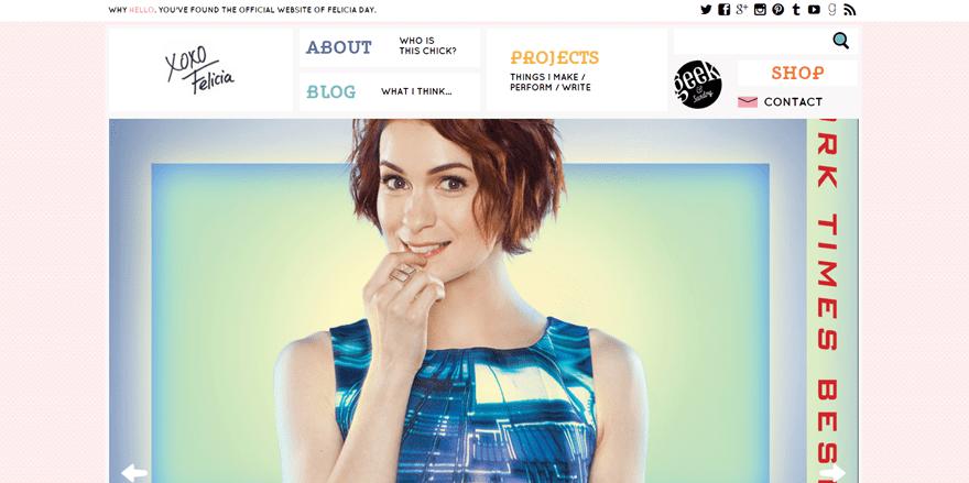 girly websites