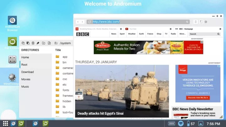 Imagen - Convierte un Android en un escritorio como el de Windows