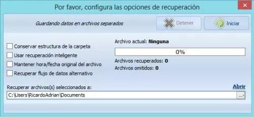 Imagen - Recuperar archivos borrados con Undelete 360