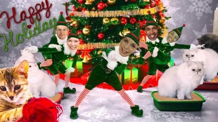 Crea Tus Felicitaciones De Navidad Con Tu Mvil