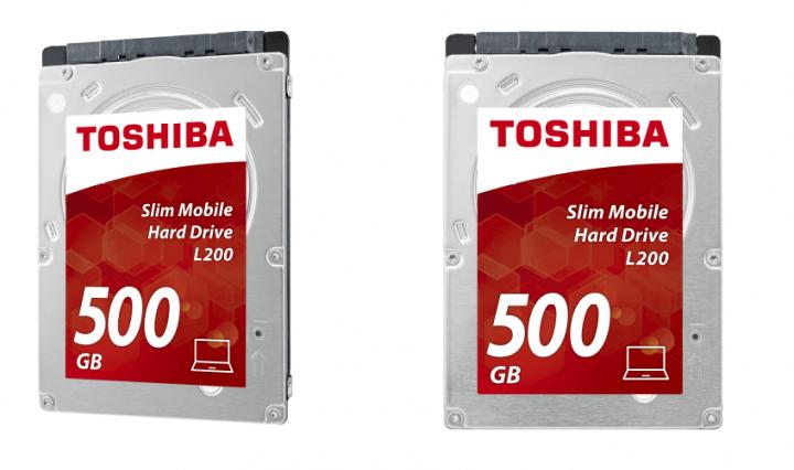 Imagen - Toshiba lanza un disco duro de 500 GB y alto rendimiento por 50 euros