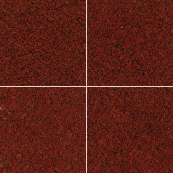 new imperial red granite 12x12