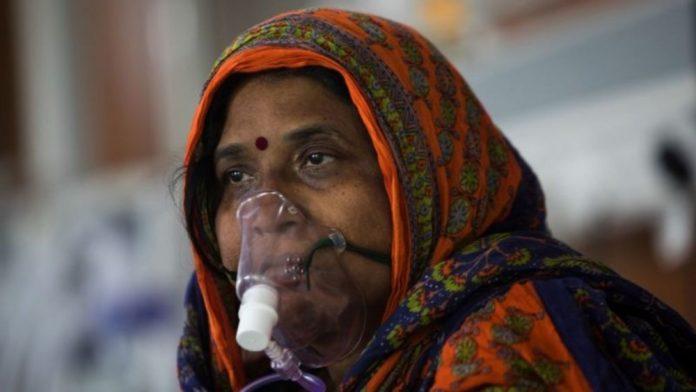 España-pandemia-Coronavirus India