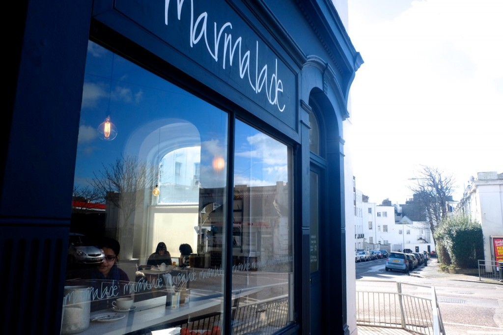 Cafe Marmalade Brighton