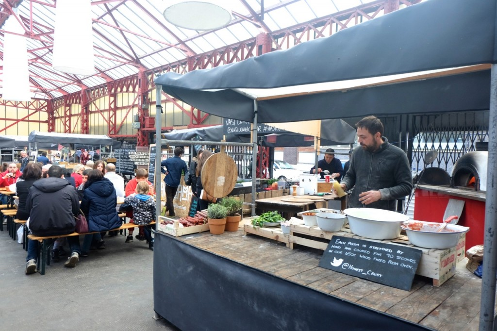 Altrinham Market Food Hall