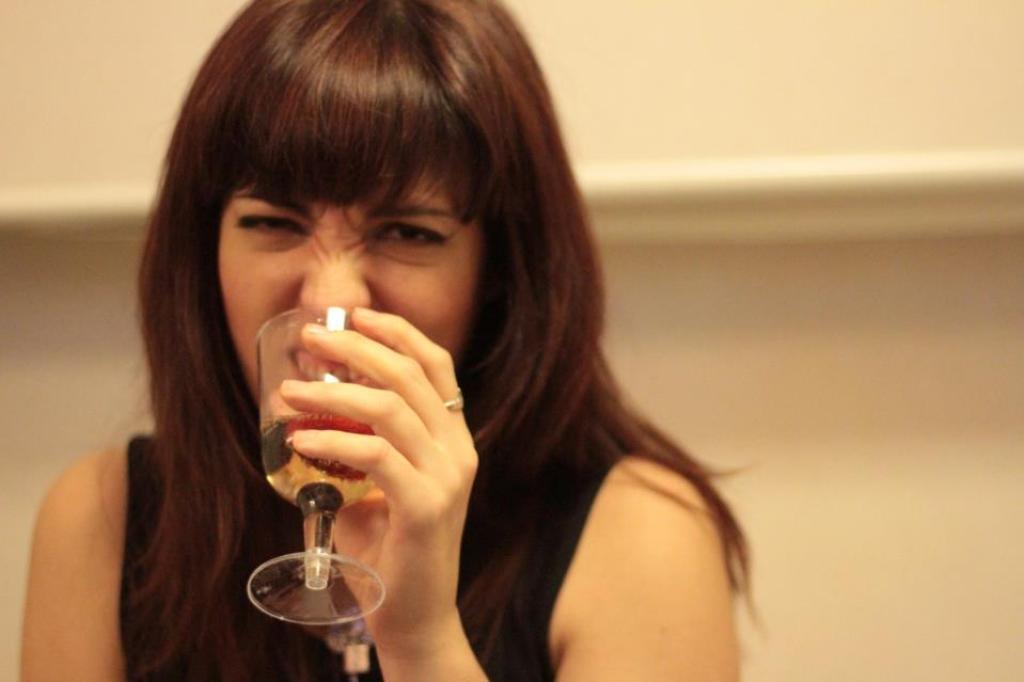 Emma Inks Lifestyle Blogger Wine